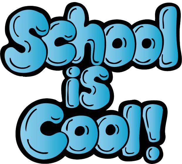 620x559 School Is Cool Clip Art School Clipart Image