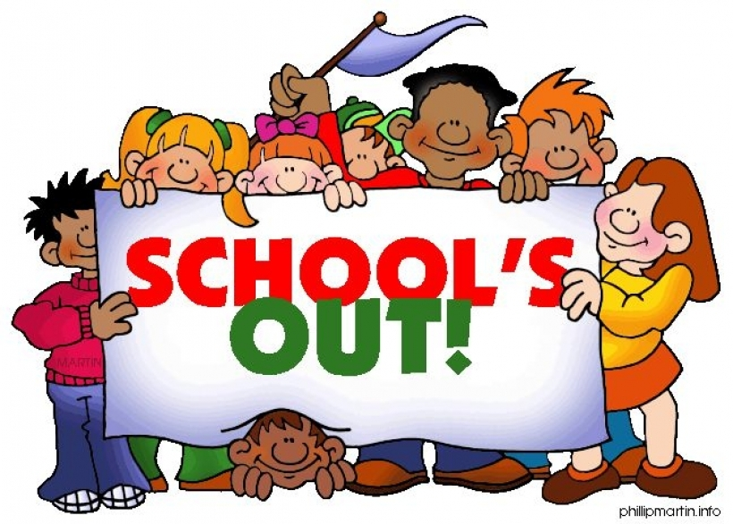 820x587 Summer Clipart School Out Summer