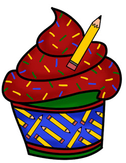 249x320 Cupcake Clipart September