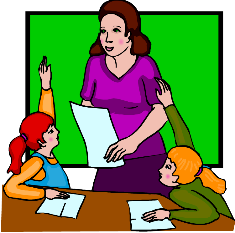 750x745 Free Teacher Clip Art