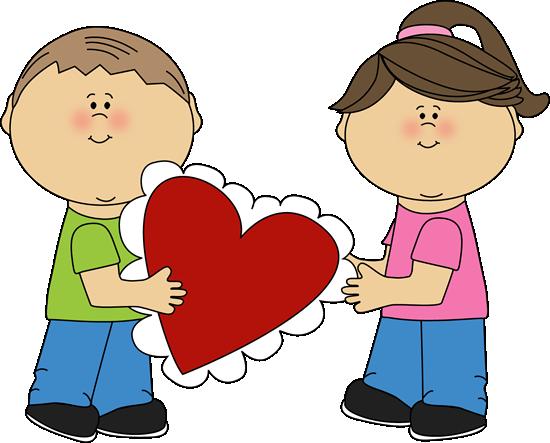 550x443 Valentine's Day Kids Valentine Clip Art Clip Art