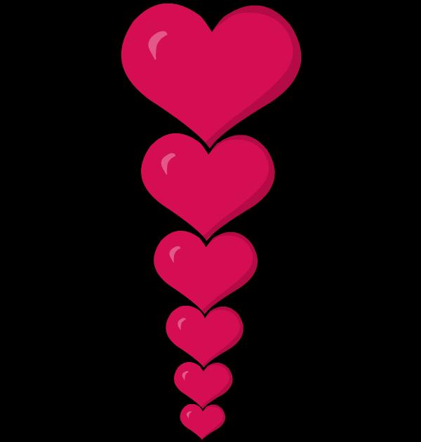 600x630 Valentine's Day Clipart Big Heart