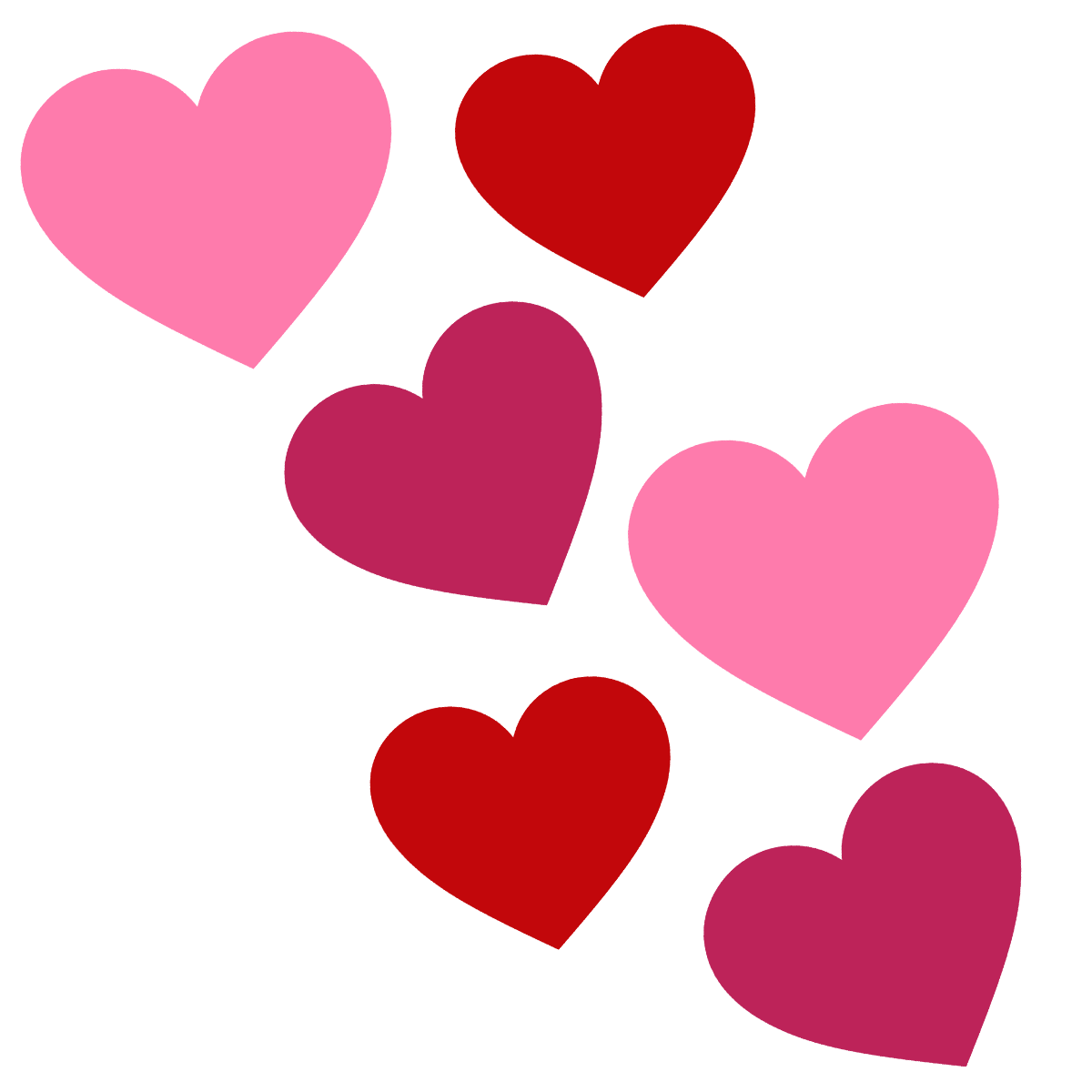 1200x1200 February Valentines Day Clipart For Kids Valentine Image