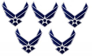 320x194 Air Force Wings Clipart