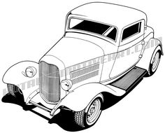 236x190 1934 Ford Hot Rod Art 34 View Dap Of Drawings Of Cars Amp Rods (3