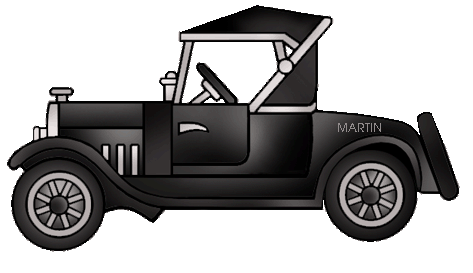 473x273 United States Clip Art By Phillip Martin, Ford Model T