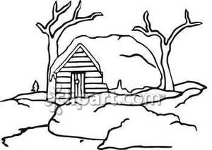 300x213 Forest Clip Art Black And White Clipart Panda