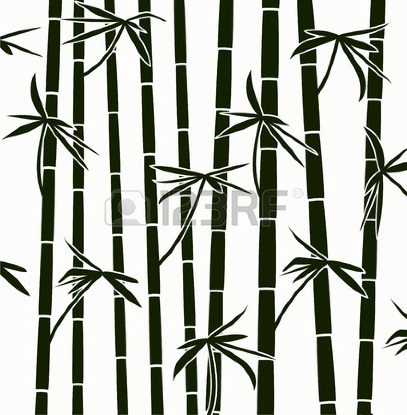 1323x1350 Bamboo Clipart Bamboo Forest