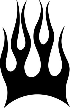 236x363 Wildfire Cliparts Black#275456