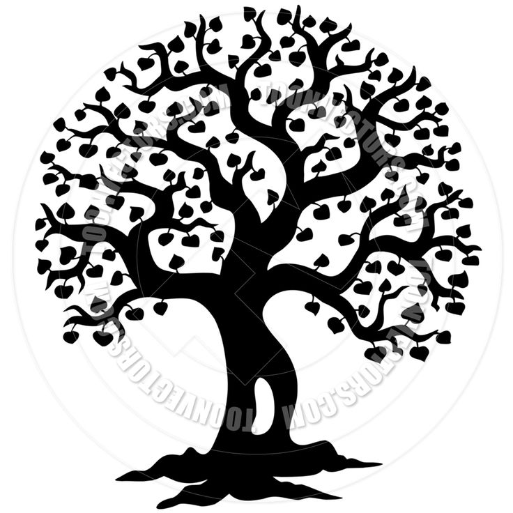 736x736 Best Oak Tree Silhouette Ideas Diy String Art