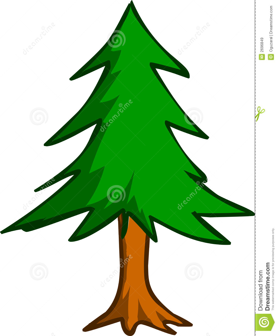 1077x1300 Pine Tree Clipart Forest Tree
