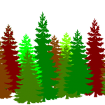 150x150 Forest Trees Clipart Forest Trees Clip Art