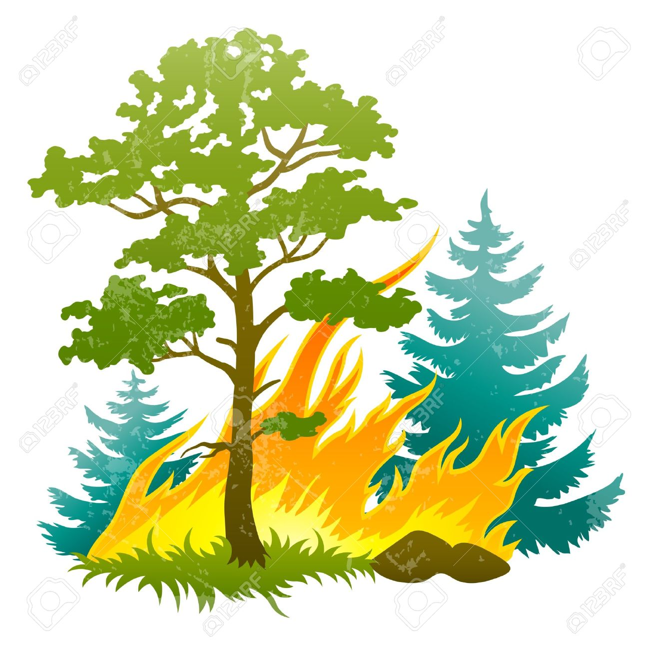 1291x1300 Open Burning Clipart