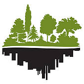 170x170 Urban Forest Clip Art