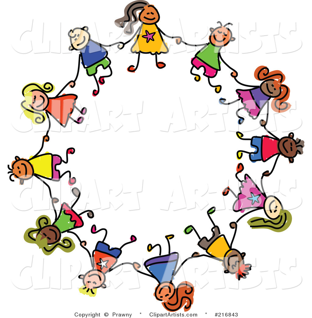 1024x1044 Friends Forever Clipart