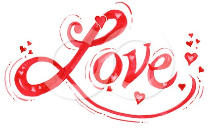 433x264 I Love You Forever Clipart