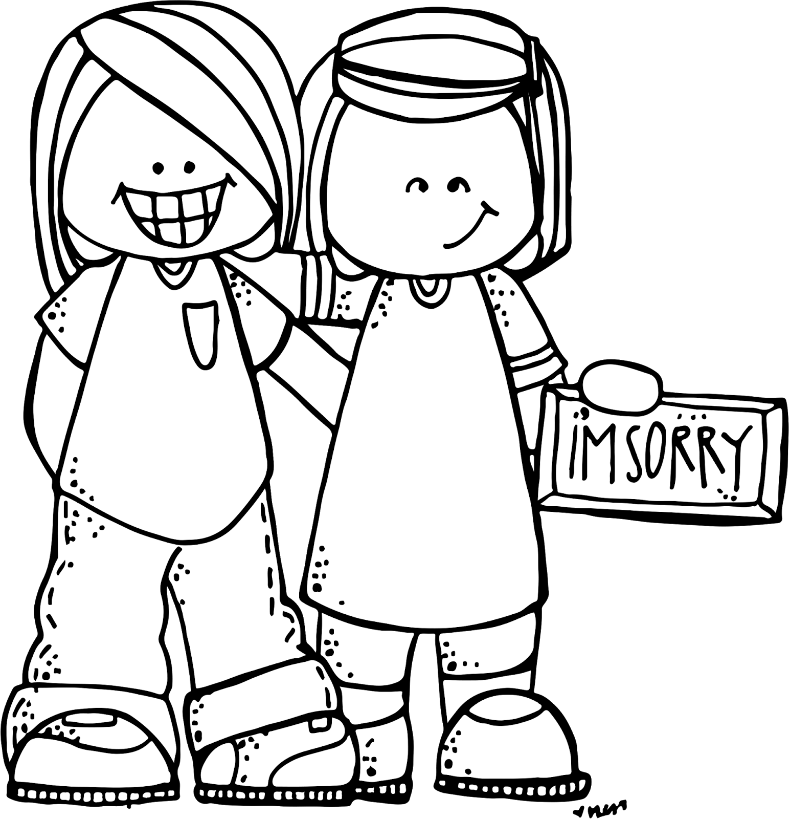Coloring pages about forgiveness ~ Forgive Clipart | Free download best Forgive Clipart on ...