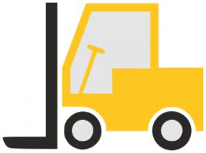 300x223 Forklift Clip Art Download