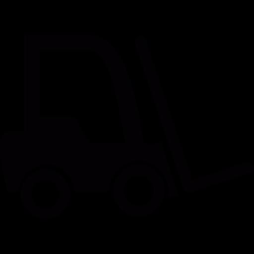 512x512 Forklift Truck