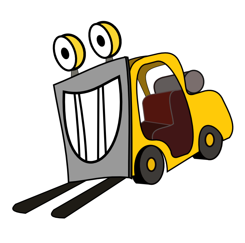 800x793 Free To Use Amp Public Domain Forklift Clip Art
