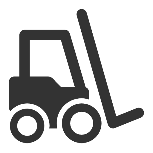 512x512 Forklift Truck Icon Free Icons Download