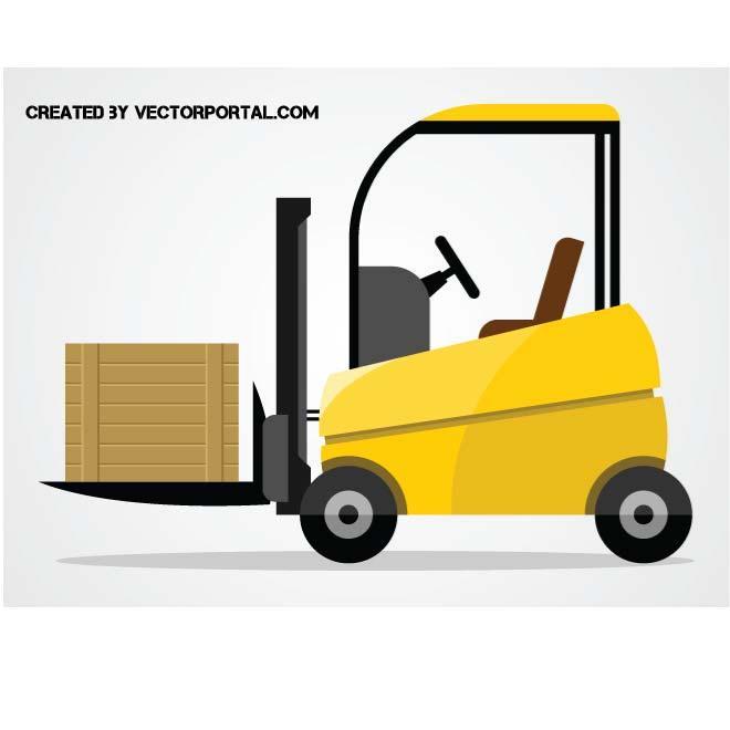 660x660 Forklift Loader