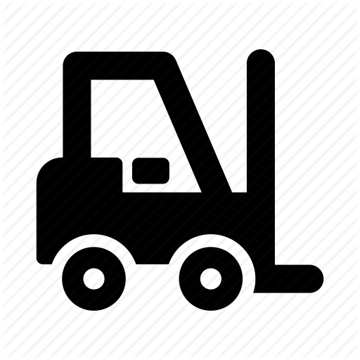 512x512 Forklift, Shipping, Transport, Transportation Icon Icon Search