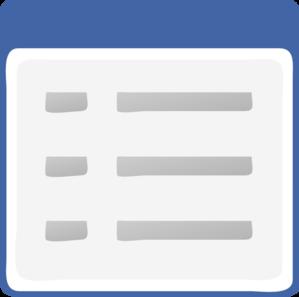299x297 Form Icon Clip Art