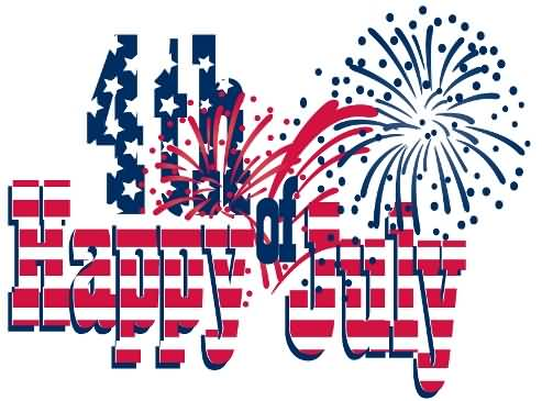 493x365 Top 93 Fourth Of July Clip Art