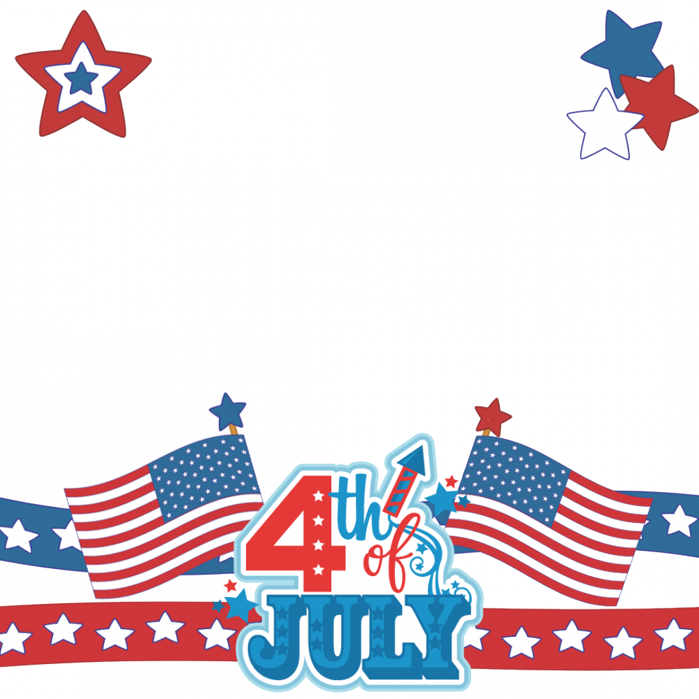 1000x1000 Happy 4th Of July Profile Picture Frame Filter