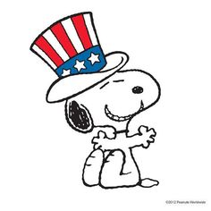 236x236 Snoopy 4th Of July Clipart 1897356