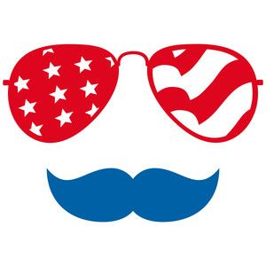 300x300 Sunglasses Clipart July Summer
