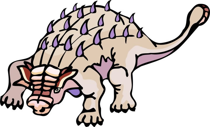 720x436 Triceratops Clipart Fossil