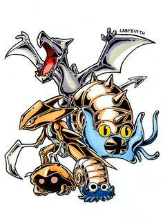 236x317 Tyrunt Is My Favourite Fossil Pokemon My Art