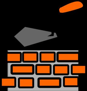 285x298 Brick Clipart Brick Foundation