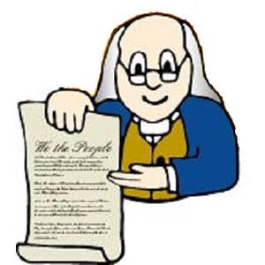 300x300 Constitution Day Clip Art