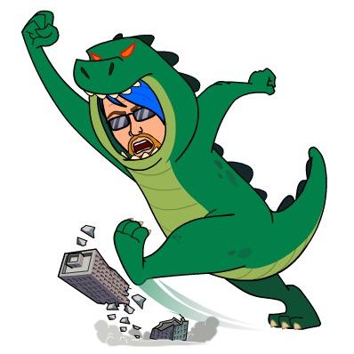 398x398 Godzilla Suit Tf
