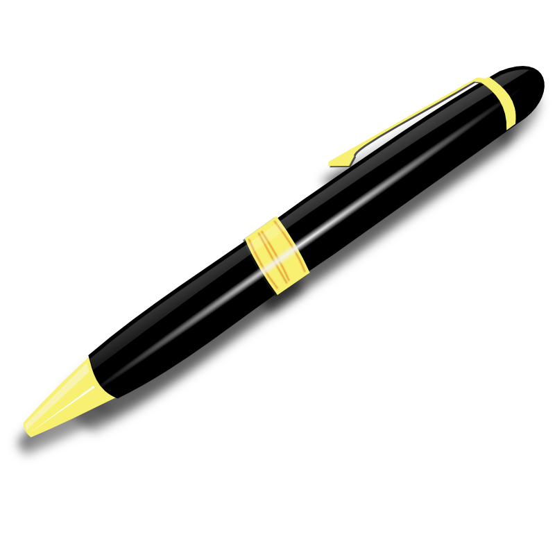 800x800 Fountain Pen Clipart Free Clipart Images Image