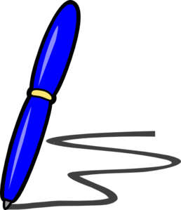 258x299 Pen Clipart