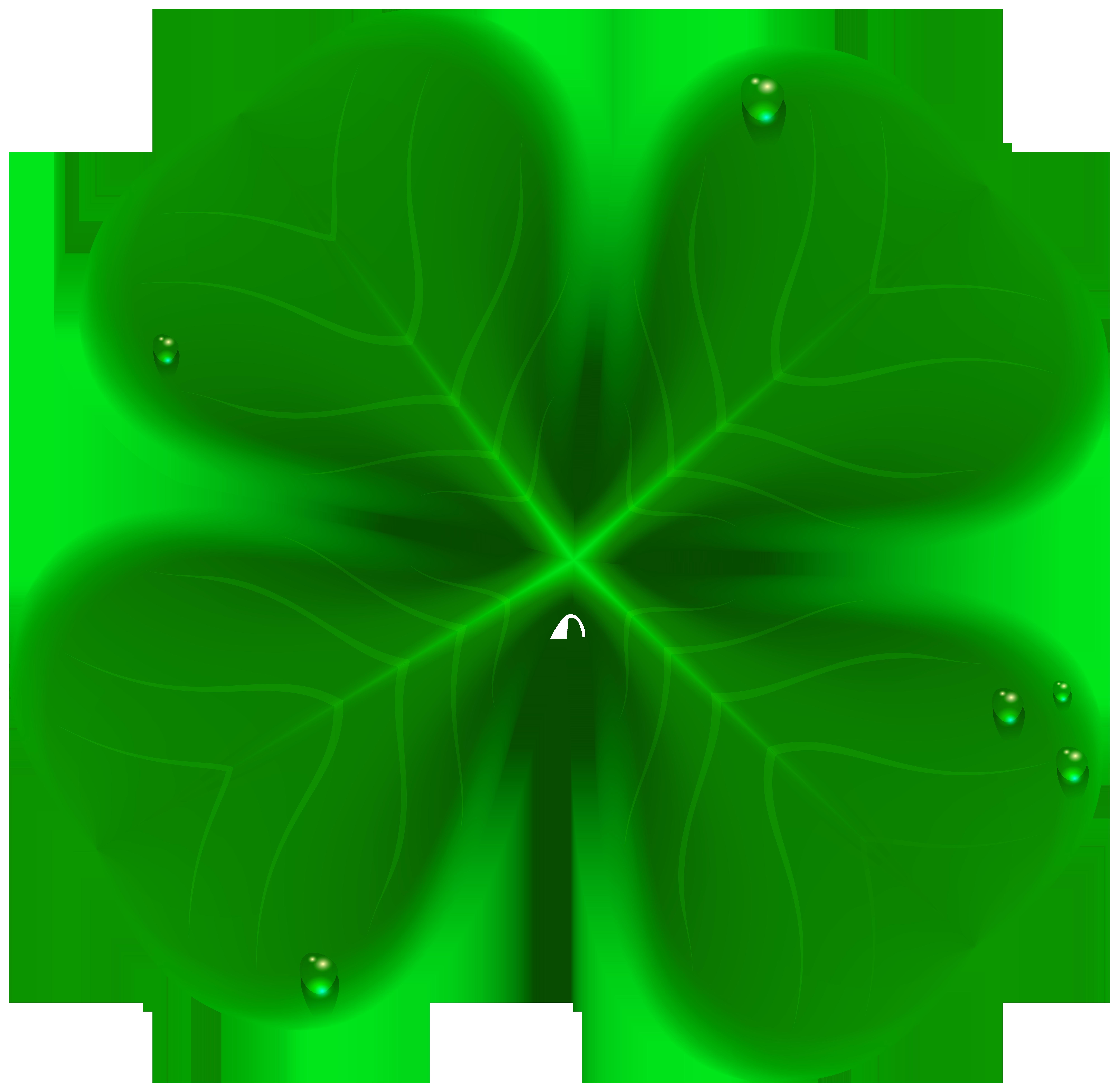 8000x7807 Four Leaf Clover Transparent Clip Art Imageu200b Gallery