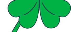 272x125 4 Leaf Clover Clipart Four Leaf Clover Clipartfest