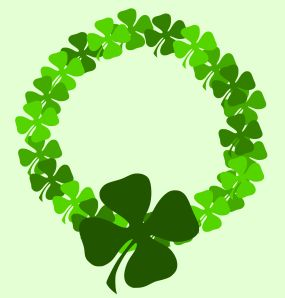 Four Leaf Clover Images