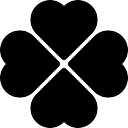 128x128 Four Leaf Clover Vectors, Photos And Psd Files Free Download