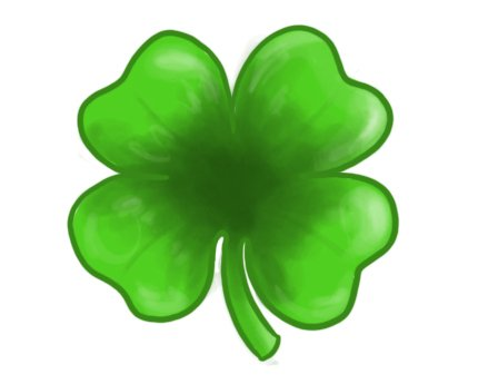 430x345 Clover Pictures Four Leaf Symbolically Small Four Leaf Clover