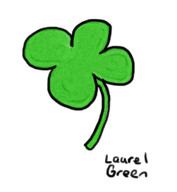 251x273 Four Leaf Clover