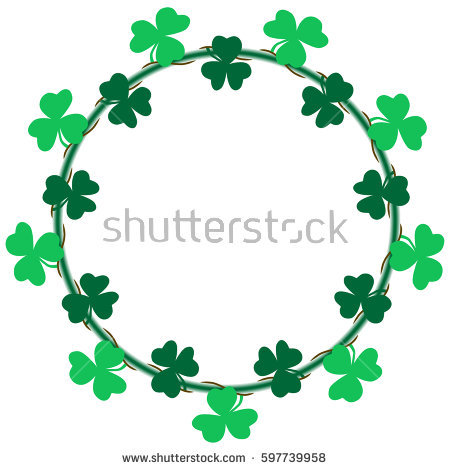 450x470 Card Shamrock Clipart, Explore Pictures