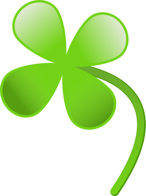 299x400 Free Clover Clipart