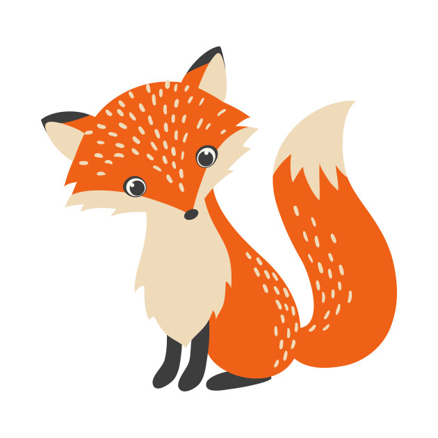 630x630 Baby fox clipart free images fox 2
