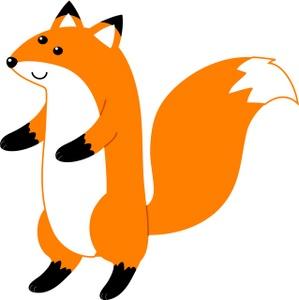 299x300 Fox Clipart Fox Clip Art
