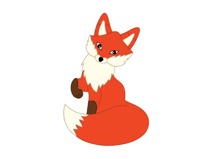 680x511 Fox Clipart